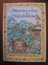 Grimm, Jacob / Grimm, Wilhelm/Fran Thatcher & Tracey Williamson (Illustrator) Wunderbare Reise ins Märchenland. Ein dreidimensionales Pop-up- Buch mit 4 Mini-Märchenbüchern