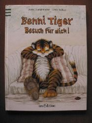 Jutta Langreuter/Vera Sobat Benni Tiger, Besuch für dich!