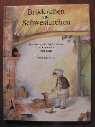 Grimm, Jacob/Grimm, Wilhelm/Bernadette Watts (Illustr.) Brüderchen und Schwesterchen. Ein Märchen der Brüder Grimm