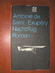 Antoine de Saint-Exupéry Nachtflug. Roman