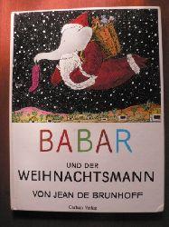 Brunhoff, Jean de Babar und der Weihnachtsmann. 2. Auflage