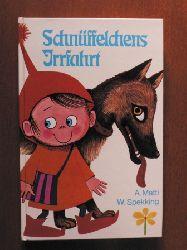 Wim Spekking/Anny Matti/Catharina Ruff (Übersetz.) Schnüffelchens Irrfahrt 2. Auflage
