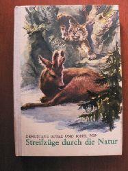 Bettina Schuller (Übersetz.)/Coca Cretoiu Seinescu (Illustr.)/Demostene Botez & Ionel Pop Streifzüge durch die Natur