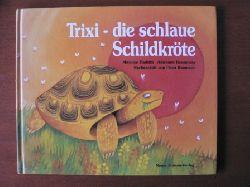 Hadithi, Mwenye / Kennaway, Adrienne, Nacherzählt v. Baumann, Hans Trixi, die schlaue Schildkröte.