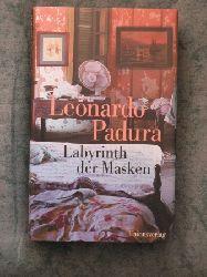 Padura, Leonardo Labyrinth der Masken