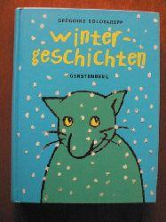 Solotareff, Grégoire/Leonhard, Werner (Übersetz.)  Wintergeschichten.