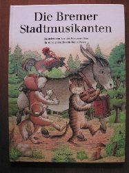 Grimm, Jacob / Grimm, Wilhelm / Kasparavicius, Kestutis/Krüss, James (Verse) Die Bremer Stadtmusikanten 5. Auflage