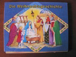 Die Weihnachtsgeschichte. Ein Pop-up-Bilderbuch