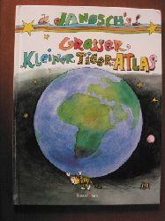 Janosch Janosch`s Großer Kleiner Tiger-Atlas Sonderausgabe