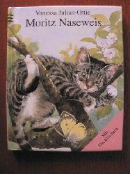 Julian-Ottie, Vanessa Moritz Naseweis. Mit Gucklöchern (kleinformatig)