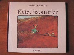 Rascal/Girel, Stéphane (Illustr.)/Rak, Alexander (Übersetz.) Katzensommer