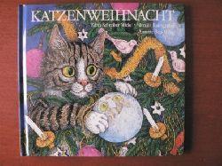 Schreiber-Wicke, Edith  Katzenweihnacht