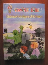 Alexander Benra/Michael Engler/Ingeborg Mucha/Jakob Möhring (Illustr.) Schmökerbären: Gänsehautgeschichten
