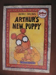 Marc Brown An Arthur Adventure: Arthur`s New Puppy