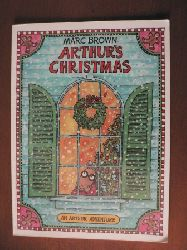Marc Brown An Arthur Adventure: Arthur`s Christmas