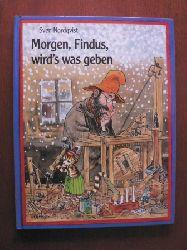Nordqvist, Sven Morgen, Findus, wird`s was geben