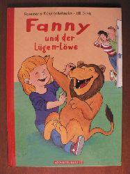 Künzler-Behncke, Rosemarie/Gleis, Uli (Illustr.) Fanny und der Lügen-Löwe