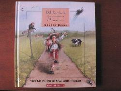 Hofbauer, Friedl/Unzner, Christa (Illustr.)  Bibliothek der schönsten Märchen: Brüder Grimm - Von Schelmen und Glückskindern