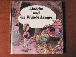 Eduard José (Nacherzähl.)/Sigrid Eicher (Übersetz.)/José M. Lavarello (Illustr.) Aladdin und die Wunderlampe