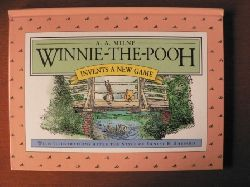 A.A. Milne/E.H. Shepard (Illustrator)  Winnie-The-Pooh Invents a New Game. A Pop-up-Story-Book.