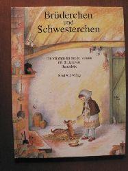 Grimm, Jacob/Grimm, Wilhelm/Bernadette Watts (Illustr.) Brüderchen und Schwesterchen. Ein Märchen der Gebrüder Grimm