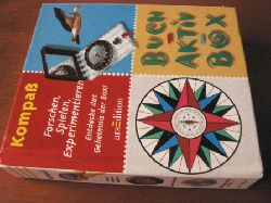 Kompass - Forschen, Spielen, Experimentieren (Buch-Aktiv-Box)