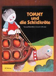 Jacqueline Saussus (IText/llustr.) Tommy und die Schildkröte (Band 2 der Tommy-Kinderbuch-Reihe)