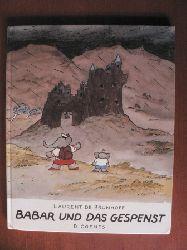 Brunhoff, Laurent de/Pfaff, Lislott  (Übersetzung) Babar und das Gespenst