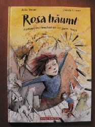 Treiber, Jutta/Unzner, Christa (Illustr.) Rosa träumt - Fantastische Geschichten zur guten Nacht