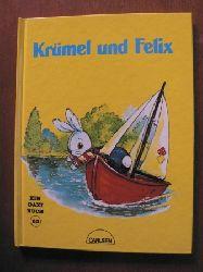 Billam, Rosemary/Julian-Ottie, Vanessa (Illustr.) Krümel und Felix. EIn DAXI-Buch Nr. 65 1. Auflage