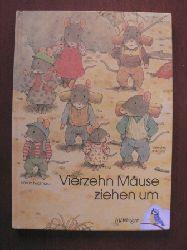 Iwamura, Kazuo/Späth, Eva M. (Übersetz.) Vierzehn Mäuse ziehen um