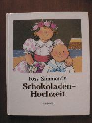 Simmonds, Posy/Ruetz, Erica (Übersetz.)  Schokoladenhochzeit