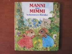Mario  & Hildrun Covi/Karin Weber Manni und Mimmi bekommen Kleider