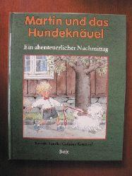 Sundh, Kerstin/Kruusval, Catarina (Illustr.)/Vittinghoff, Marianne (Übersetz.) Martin und das Hundeknäuel. Ein abenteuerlicher Nachmittag 1. Auflage