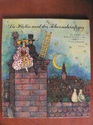 Hans Christian Andersen/Laimgruber, Monika (Illustr.) Die Hirtin und der Schornsteinfeger. Ein Märchen von Hans Christian Andersen
