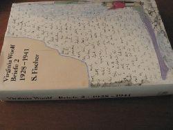 Reichert, Klaus/Walitzek, Brigitte (Übersetz.)  Virginia Woolf. Gesammelte Werke / Briefe 2 - 1928-1941