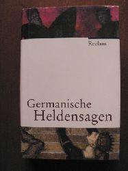 Germanische Heldensagen - (Jubiläumsedition)