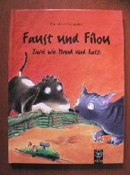 Grégoire, Caroline Faust und Filou - Zwei wie Hund und Katz