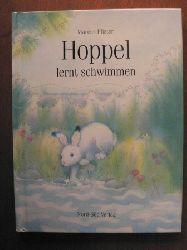 Marcus Pfister Hoppel lernt schwimmen Sonderausgabe (mit leicht gekürztem Text)
