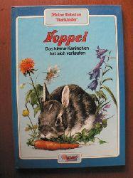 Meine liebsten Tierkinder: HOPPEL - Das kleine Kaninchen hat sich verlaufen
