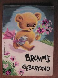 T.Coté (Text)/Huub Slabbers (Illustr.) Brummis Geburtstag (Teddy-Bücher Nr. 1)