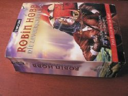 Hobb, Robin Die Zauberschiffe 1 + 2: Der Ring der Händler/Viviaces Erwachen 1. Auflage