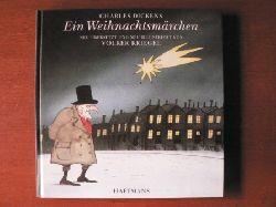 Dickens, Charles/Kriegel, Volker (Übersetz.(/illustr.) Ein Weihnachtsmärchen 1. Auflage