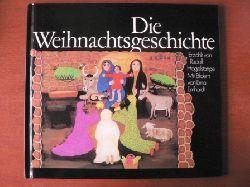 Rudolf Hagelstange/Erna Emhardt (Illustr.) Die Weihnachtsgeschichte