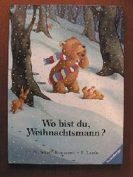 Landa, Norbert Wo bist du, Weihnachtsmann?