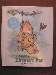 David McPhail Emma`s Pet. A Parents` Choice Award Winner