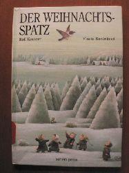 Krenzer, Rolf/Baránková, Vlasta (Illustr.) Der Weihnachtsspatz 2. Auflage