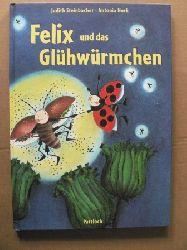 Steinbacher, Judith/Nork, Antonia (Illustr.) Felix und das Glühwürmchen (großformatig)