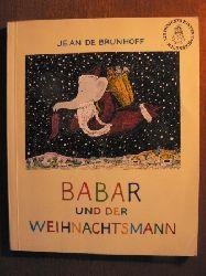 Brunhoff, Jean de Babar und der Weihnachtsmann