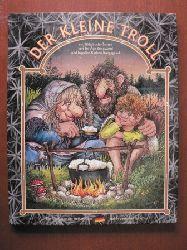Tor Age Bringsvaerd (Autor)/Ingerlise Karlsen Kongsgaard (Autor) Der kleine Troll - Ein Bilderbuchmärchen